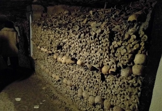 Les catacombes